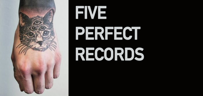 Five Perfect Records (Jon Behm)